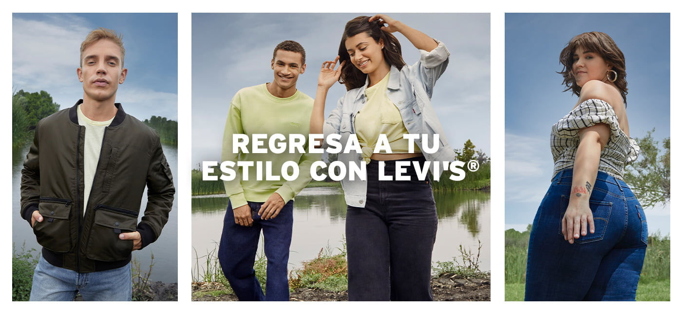 Aprovecha las ofertas de Levi's en este día del padre y regala estilo