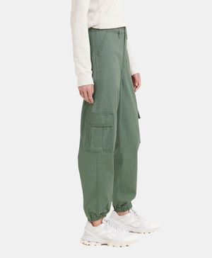 Levi's® High Waisted Cargo Jeans